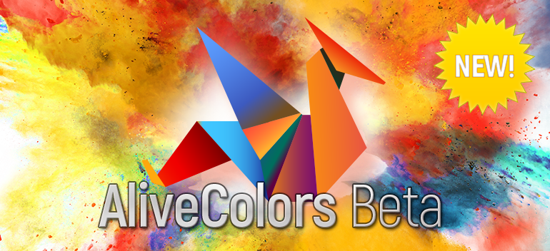 AliveColors Beta: Available for Download!