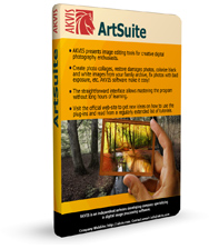 AKVIS ArtSuite v.4.0: New Artistic Effects