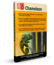 AKVIS Chameleon v.7.0: Collage Creation Software. Now Not Only A Plug-in!