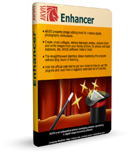 AKVIS Enhancer v.10.0:  Improve Detail in Digital Images!  Now with Smart Correction