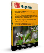 Press Release: AKVIS Magnifier v.3.0 Enlarges Images to High Resolution