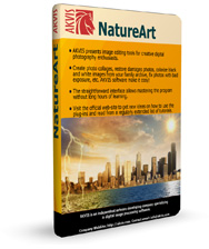 Press Release: AKVIS NatureArt v.1.0: Bring Nature To Your Photos!