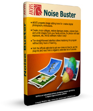 AKVIS Noise Buster 7.0 – Better Noise Suppression for Digital and Scanned Images