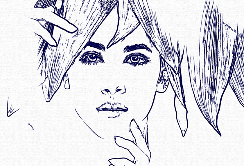 Line Drawing After Effects : Photo to painting with akvis artwork oil watercolor