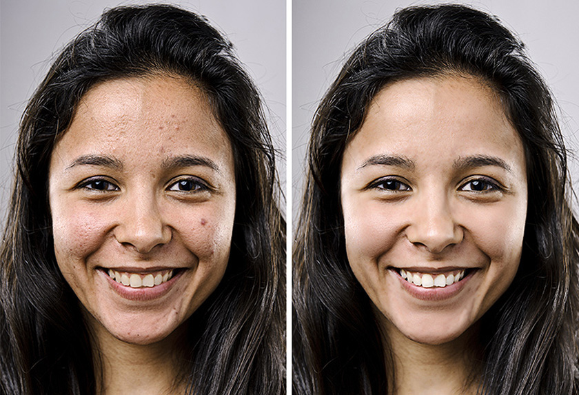 Portrait Retouching