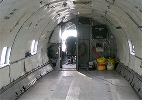 Background: Aircraft Interior