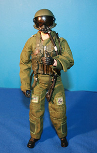 Photo of a Pilot Figure