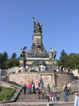 the photo of the monument
