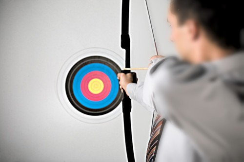 archery  shifting focus in a photo using akvis refocus