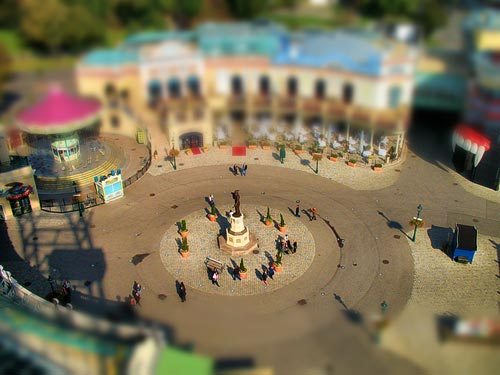 Tilt-Shift Effect