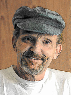 Retrato a aquarela