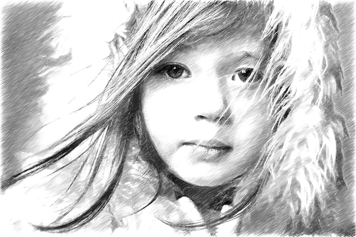 Black&White Drawing