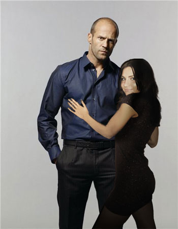 Russian Girl and Jason Statham