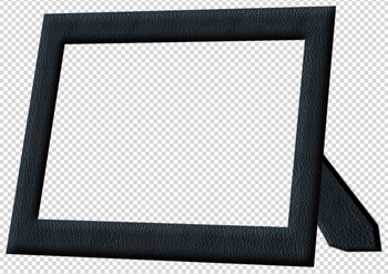 Frame on a Transparent Background