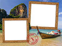 Frames: Thailand & South Korea