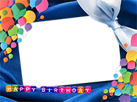Frames: Happy Birthday II