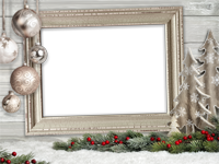 Frames: Christmas Pack II