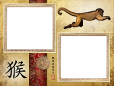 Frames: Chinese Horoscope