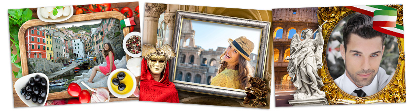 Italy Akvis Picture Frames