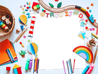 Frames: Kids Artworks