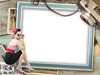 Frames: Pin-Up Pack