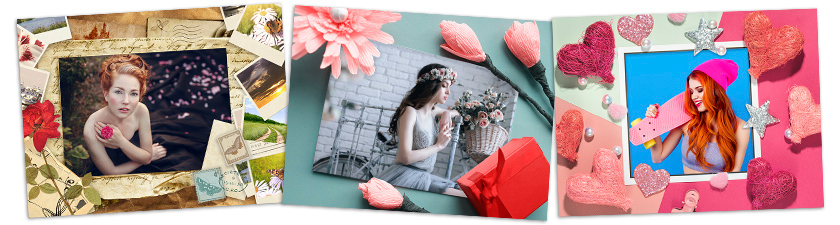 Frame Packs: Scrapbooking Pack