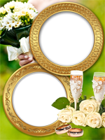 Frames: Wedding Pack II