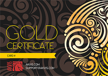 Buy Gold Certificate