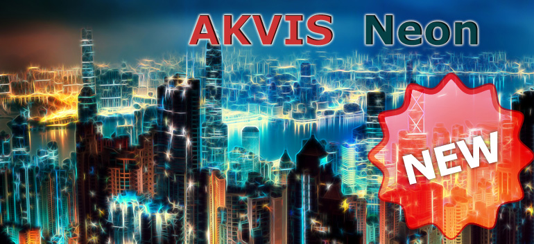 AKVIS Neon Coming Soon