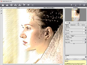 Creativepro Contest Free Photo To Sketch Software