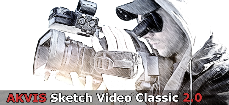 AKVIS Sketch Video Classic 2.0